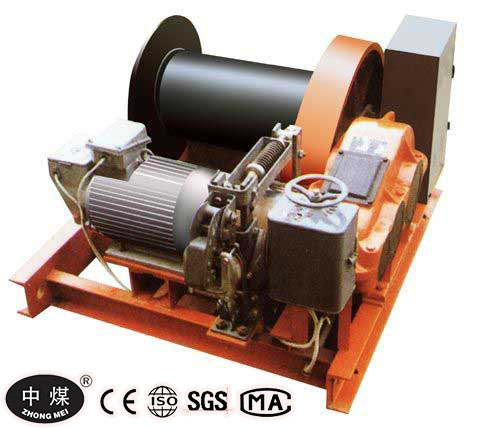 JM series electric winch