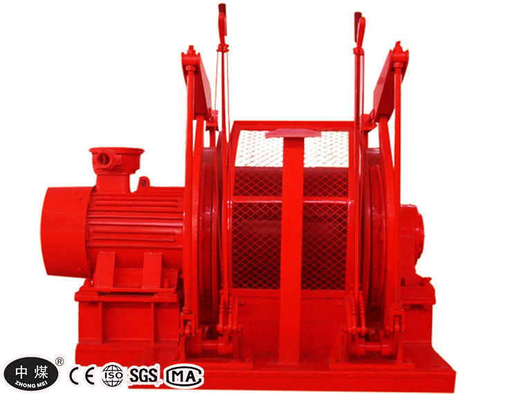 JD-2.5 Dispatch Winch