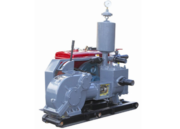 BW-160 Triplex Mud Pump