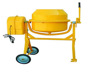 Portable Drum Cement Mixer for Construction