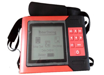 ZBL-R630A Cover Meter Concrete Rebar Finder