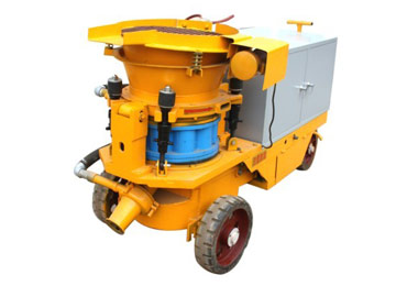 PZ-7-type Shotcrete Machine