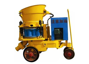PZ-9 Spraying Machine