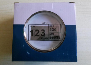 85mm kus digital GPS speedometer
