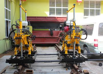 XYD-2 Hydraulic Ballast Tamping Machine
