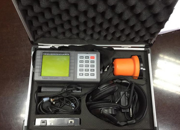 Underground Ultrasonic Water Leak Detector