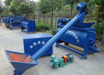 XF40 cement foaming machine