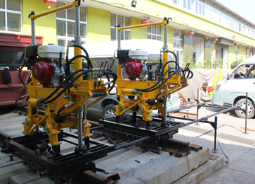 Hydraulic Railway Tamping Machine