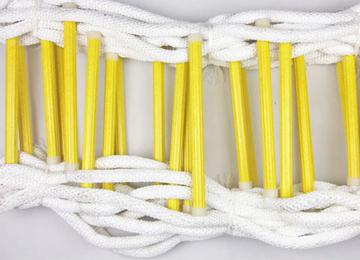 Insulated soft ladder