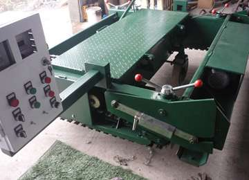 TPJ-2.5 Electrical Rubber Paver Machine