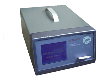 Auto Exhaust Emission Analyzer Gas Detector HPC500