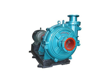 ZJ Series High Quality Centrifugal Slurry Pump