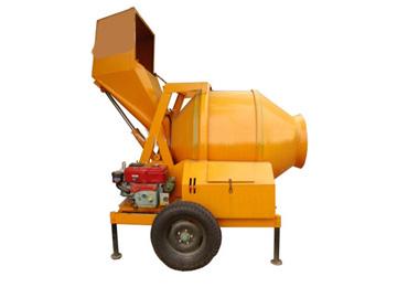 JZF350-A Diesel Concrete Drum Mixers