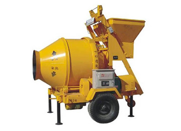 JZC250 Self-Lifting Concrete Mixer