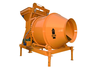 JZC500 Drum Concrete Mixer