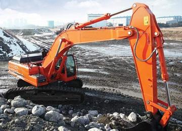 DX420LC Series Excavator