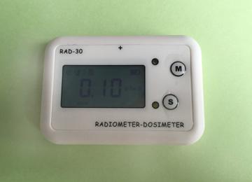 RAD-30 X-γ Dosimeter-radiometer