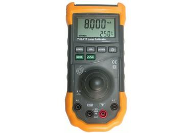YHS717 Battery Digital Loop Calibrators 4 to 20ma Current Source