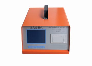 SV-5Q Automatic Car Emission Exhaust Gas Analyzer