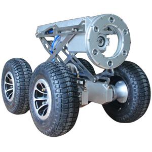 S300 Pipe Inspection Crawler Camera Robot