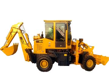 WZ30-18 Excavators Backhoe Loaders