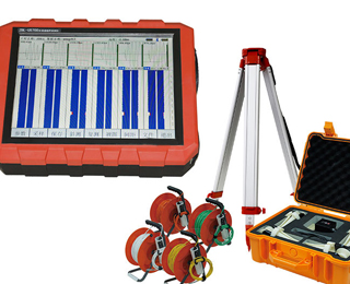 ZBL-U5700 Multichannel Ultrasonic Pile Integrity Tester