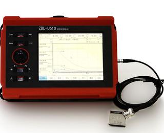 ZBL-U610 Portable Digital Ultrasonic Flaw Detector