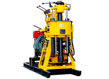 HZ-130Y Water Well Drilling Rig