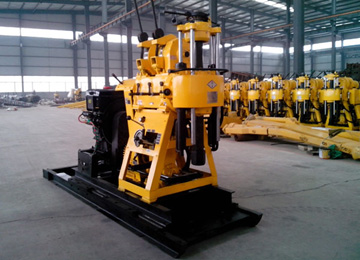 HZ-200YY Water Well Drilling Rig Machine