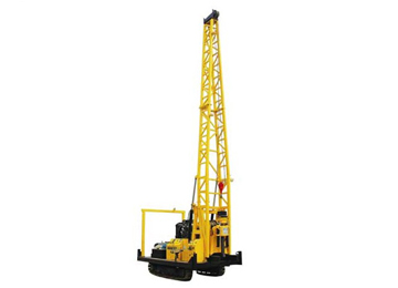 XYD-3 Crawler-Mounted Water Well Drilling Rig