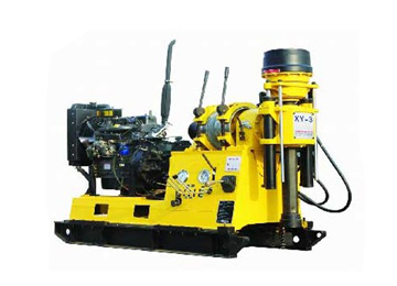 XY-3 Portable Water Well Drilling Rig