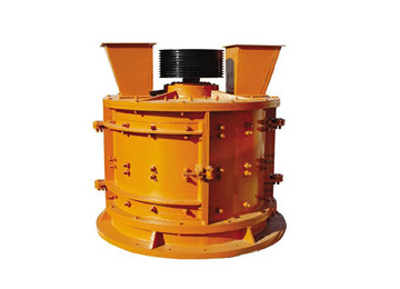 PFL Series Vertical Compound Crusher