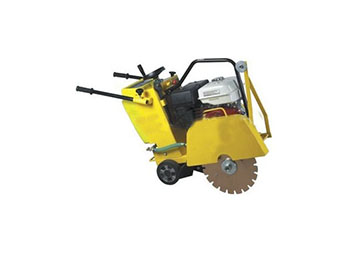 350 Walk Behind Concrete Cutter