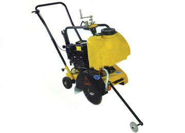 3kw 350mm Blade Walk Behind Diesel Concrete Saw