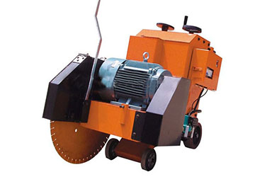 HXR-700 Petrol Engine Walk Behind Concrete Saw