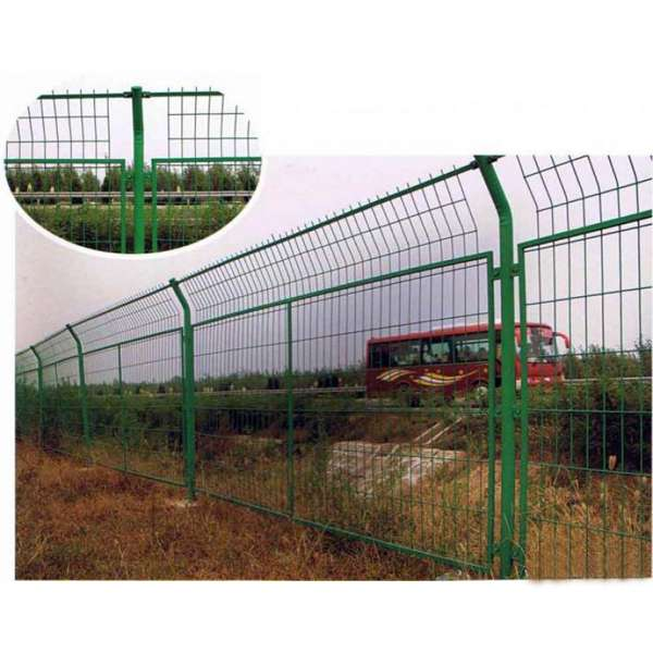 Made-in-China Railway Airport Welded Wire Fencing