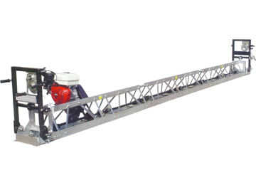Truss Concrete Screed Cement Spreading Machine