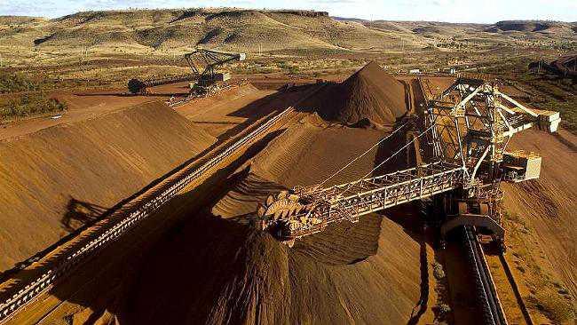 Rio Tinto opens Kestrel coal mine extension in Australia