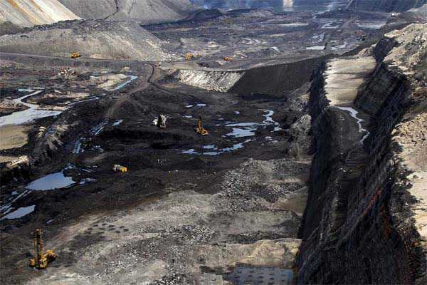 Water stress poses risk to Chinese coal industry