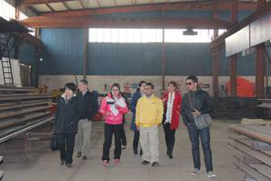 Australia and Philippines Bussinessmen Payed a Visit to Shandong China Coal