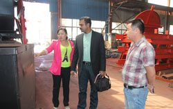 UAE Customers Visited Us and Procured the Products