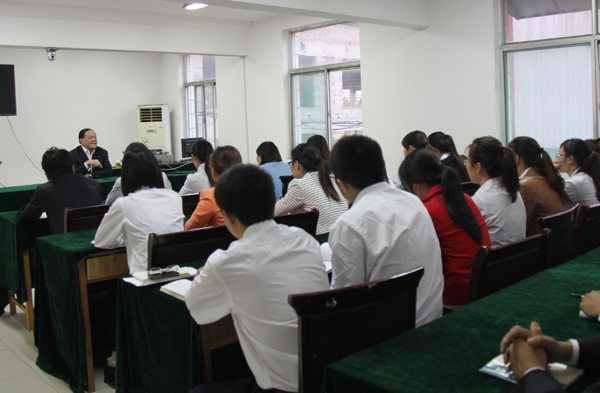 Shandong China Coal Group Conducted Training Activities for Inspiring Staff Potentials