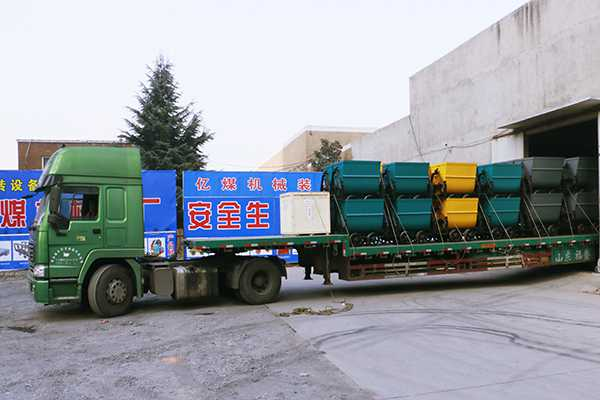 Shandong China Coal Large Mining Equipment was Sent to Bolivia