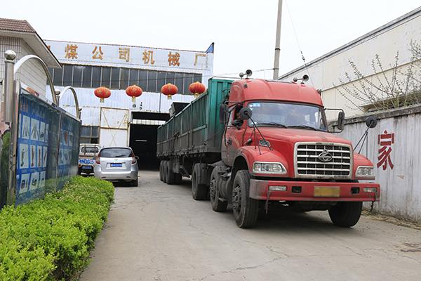 60 Bucket-tipping Mine Cars of Shandong China Coal: Be Ready for Yangquan, Shanxi