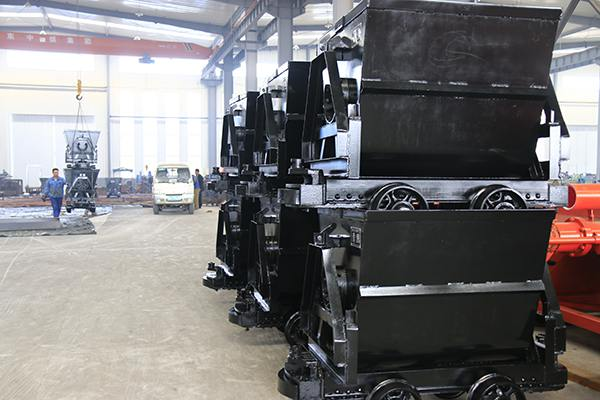A Batch of Mine Cars from China Coal:Be Ready for Shaanxi