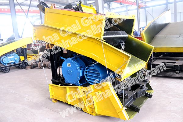 A Batch of Large Equipment Scraper Rock Loader of China Coal Group: Be Ready to Changzhi, Shanxi