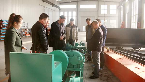 Shanxi Taiyuan Merchants Visited China Coal Group For Procurement And Inspection