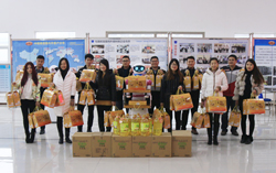 Shandong China Coal Group Distributed the Spring Festival Benefits to Staff