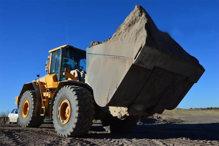 Wikis about how to Calculate Loader Bucket Capacity
