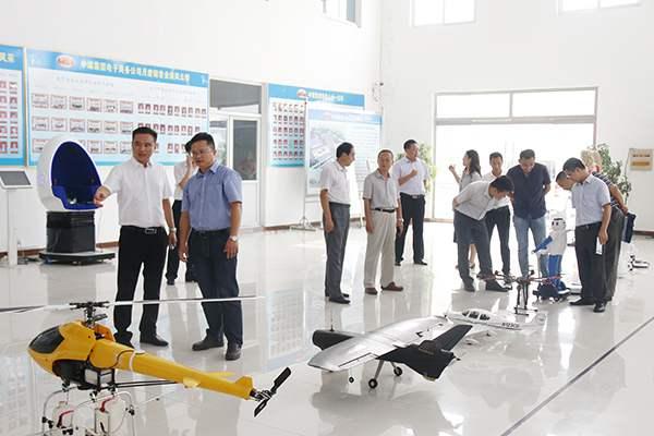 Warmly Welcome Liuzhou leaders to Visit China Coal Group